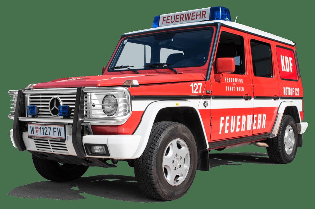 Wiener Feuerwehr | Mercedes Typ G