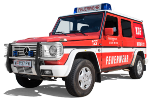 Wiener Feuerwehr   Mercedes Typ G